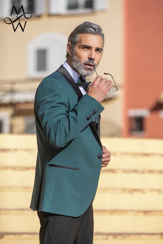 MeandMy SS21 Green Tuxedo