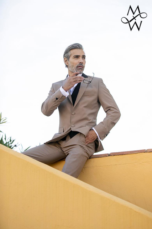 MeandMy SS21 Beige Suit