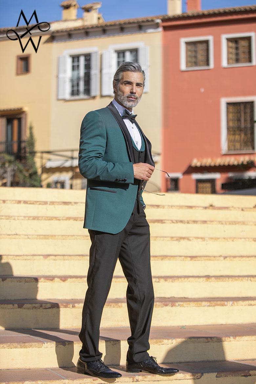 MeandMy SS21 Green Groom Suit