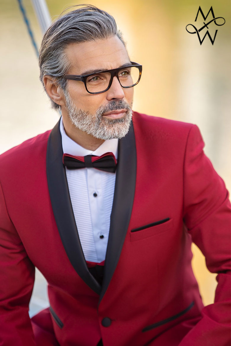 MeandMy SS21 Red Suit